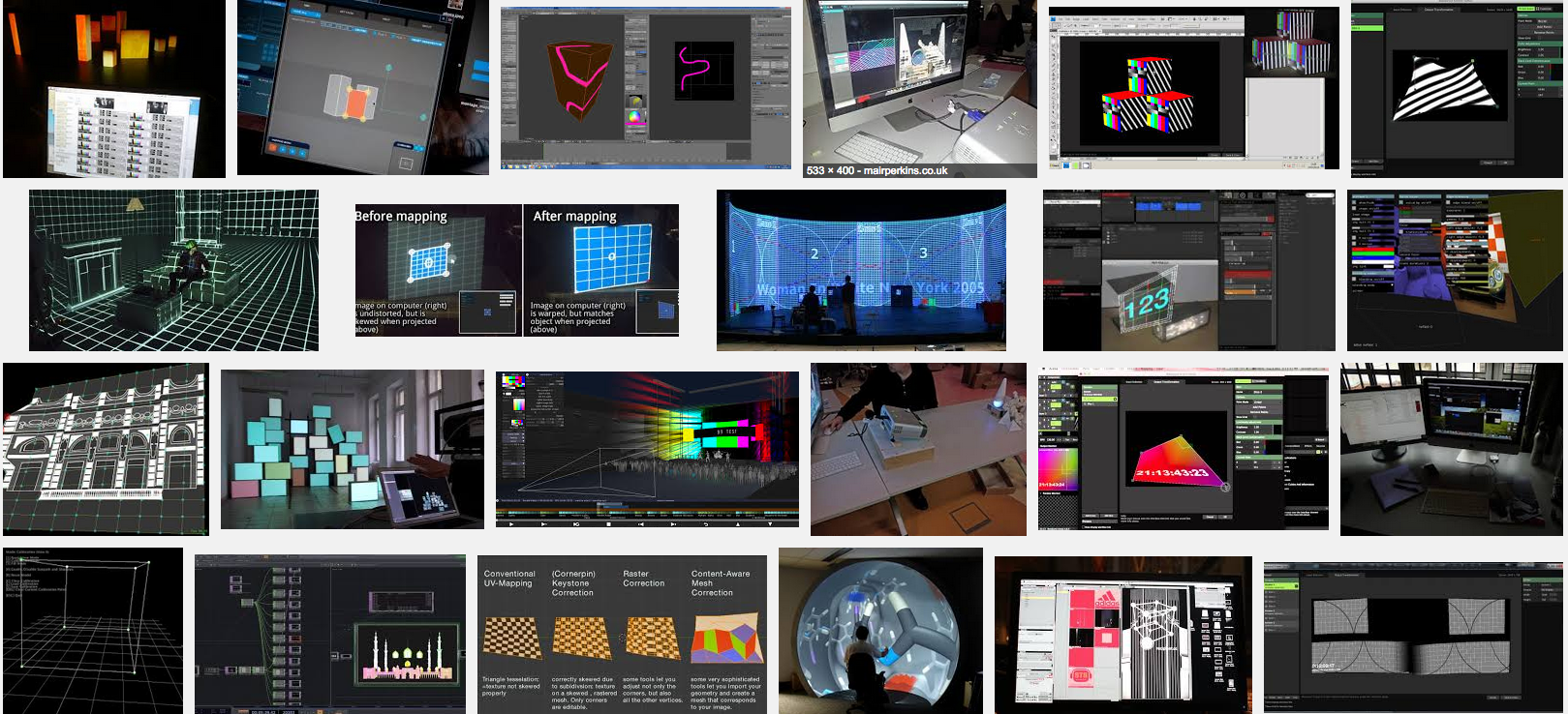top projection mapping softwares projectileobjects