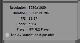 MadMapper 2.0 AVFoundation